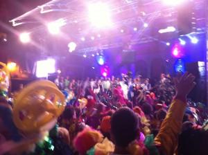 Testbeeld Carnaval Halle