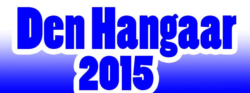 Den Hangaar 2015