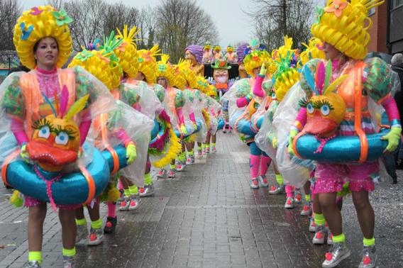 regen carnaval